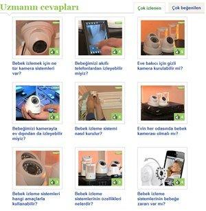 ev bebek kamera sistemi